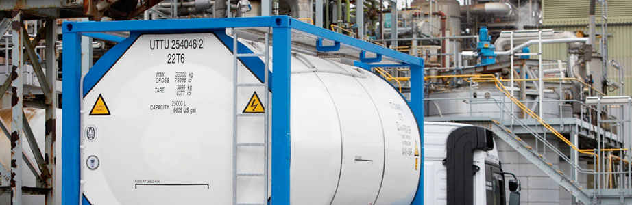 Corban Energy Group manufactures LPG ISO Containers.