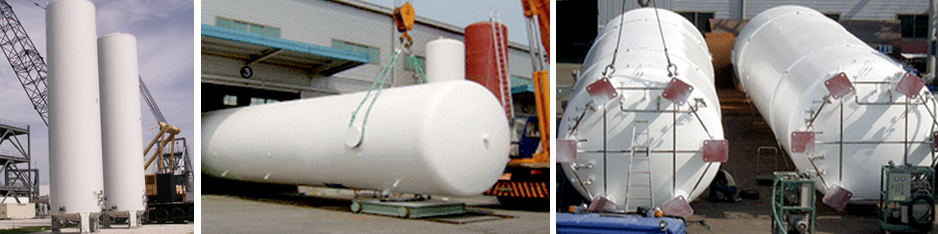 LNG Storage Tanks for Low to Medium size markets