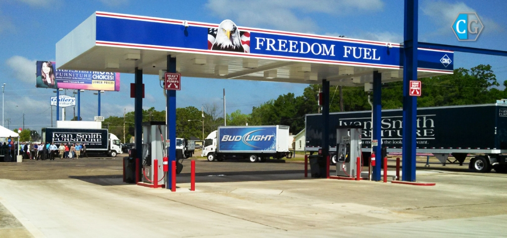 Corban Energy Group develops, builds, and maintains CNG fueling stations.