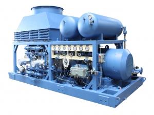 Corban's GEO-C CNG Compressor unit