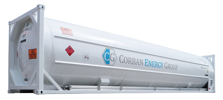 Corban Energy Group is an LNG ISO Container manufacturer.