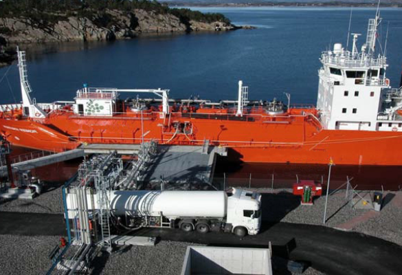 small-scale-LNG-bunkering-systems